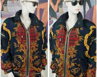 Vintage puffy coat by J. Gallery size M jacket