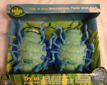 Bug's Life Interactive Tuck and Roll