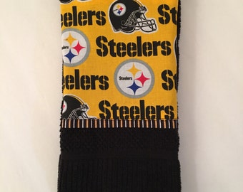 Pittsburgh Steelers bar or kitchen towel