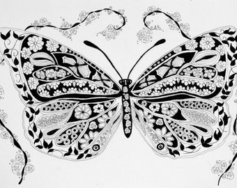 Beatrice Butterfly