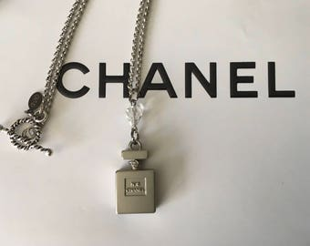 Vintage Chanel No. 5 Perfume Bottle Necklace ~ Renee's Vintage Designs