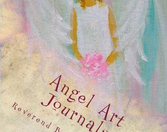 Angel Art Journals - The Bride of Christ