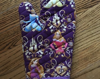 Disney Princess Oven Mitt