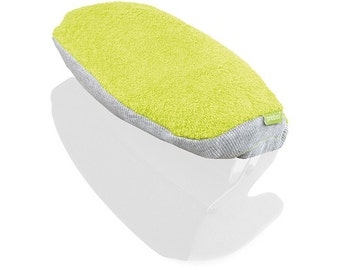 MAREK fishing body cover for car seat lime