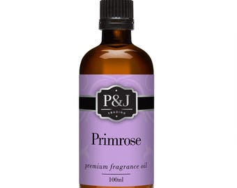 Primrose Premium Grade Fragrance Oil 100ml