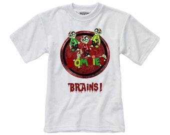 Designed T-Shirt - Zombie - Style 2