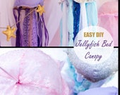 Jellyfish Bed Canopy Pattern