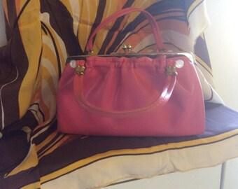 Pink Perfection Vintage Handbag