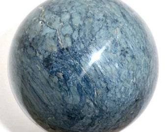 Rhodusite Magnesioriebeckite Sphere Ball Russia Khakassia