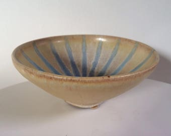 Modern Studio Pottery Bowl