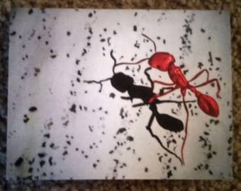 Red Ant cards