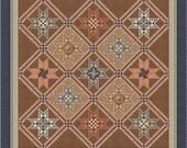 Reflections Quilt Kit by Jo Morton for Moda Fabrics, Quilt Kit