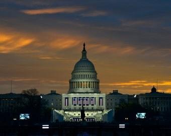Inauguration of President Donald Trump, Sunrise 2017