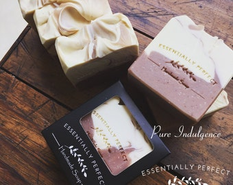 Handmade Soap - Pure Indulgence