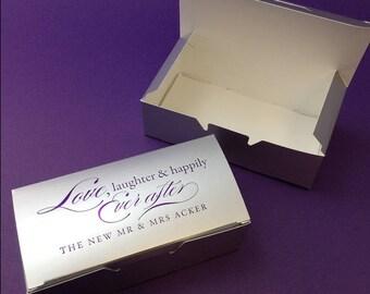 Cake / Favor Boxes ~ 50