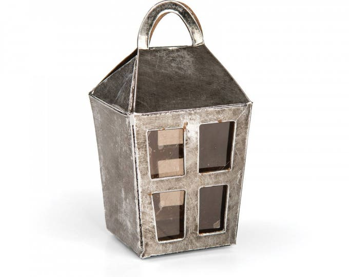 New! Sizzix Tim Holtz Bigz L Die - Lantern Box 661818