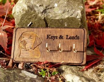 Labrador Key Hook / Holder