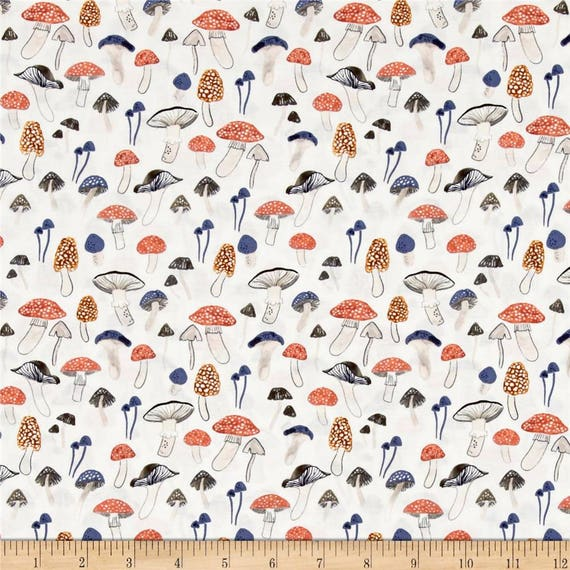 Items similar to woodland fabric by the yard cotton for Baby nursery fabric yard