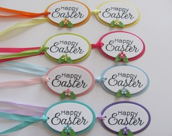 Easter tags printable easter favor tags easter gift tags happy easter gift tags happy easter favor tags easter tags oval easter tags negle Gallery