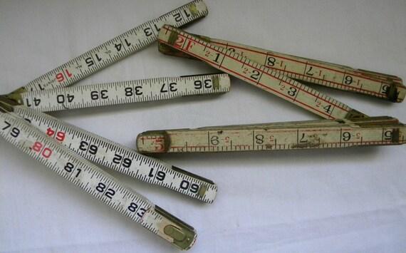 Lufkin Wood Folding Ruler