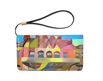 The Arts in Allentown 19th Street Theater Theater wallet/wristlet