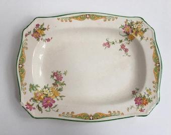 VINTAGE Royal Winton Grimwades Plate, Made in England 768985