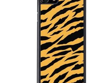 Tiger Phone Case, Animal, Stripes, iPhone 5 5s 6 6s 6+ 6s+ SE 7 7+ iPod 5 6 Case, Plus