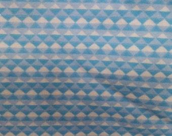 Blanket-Zig Zag themed Receiving or Stroller Boy
