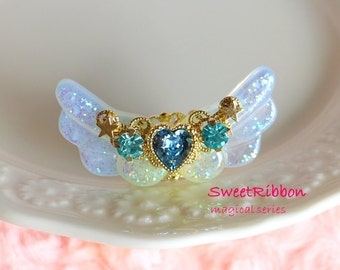 Lolita Fairy kei Kawaii mahou shoujo Harajyuku Magical girl Mahou-kei wing ring
