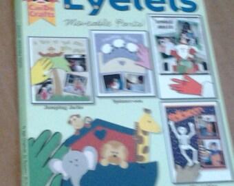 Eyelets:  Moveable Parts!