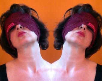 Lace Headband // Eye Mask // Headbands // Hair accessories// Lace Hairband // Boho