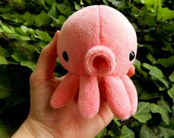 Small Made to Order Octopus Plushie