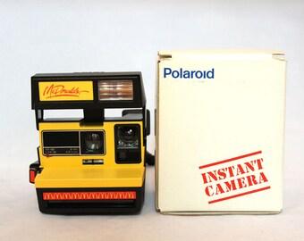 Polaroid 600 MCDONALD'S - Rare Edition [includes original box and original instructions book]