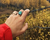 Natural Turquoise Ring- Reserved for B.M.