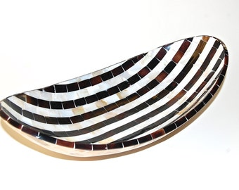 Mother of Pearl Bowl Handmade