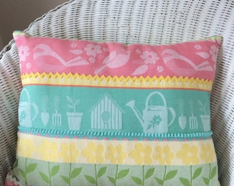 Spring Time Pillow cover