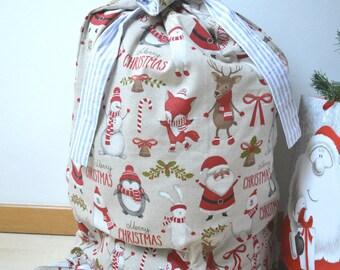 Big Christmas gift bag