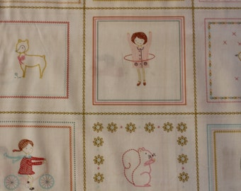 Sew Stitchy by Aneela Hoey for Moda  B133  Sold by  2/3 yard