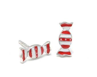 Candy earrings 925 sterling silver