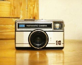 Kodak Instamatic 177, Retro Camera, Old Film Camera, Photo Camera, English Camera, Retro Photography, Film Camera, Kodak Instamatic
