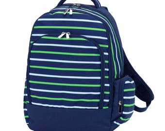 Personalized Backpack-Shoreline