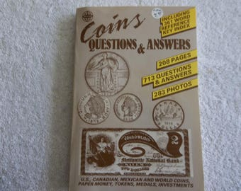 Coin book like new Questions and answers