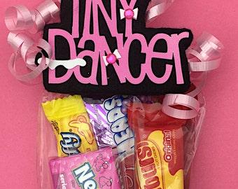 Dancer - Gift for Dancer - Dancer Gift - Dancer Favor Bags - Dance Gift - Personalized Dance Gift - Personalized Ballet - Tiny Dancer Tag