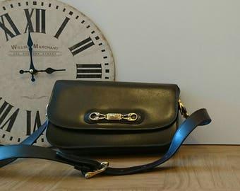 1970s Celine brown leather bag
