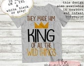 Birthday - Wild Things Are - Wild Things - Wild One - Wild One Birthday - Where The Wild Things Are - Wild Things Party - I Love You So
