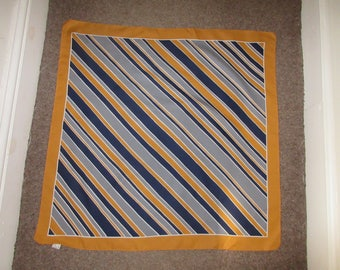 Vintage 1960's Scarf MADE IN ITALY - Cute!!