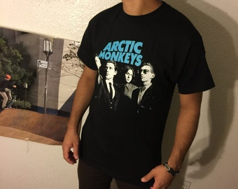 Arctic monkeys tee shirt, arctic monkeys t-shirt