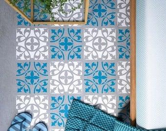 Floor Tile Stencil   TIle Stencil For Floor   Furniture Stencil   Wall Decor  Stencil