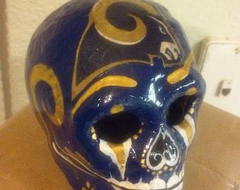 Rams skull!