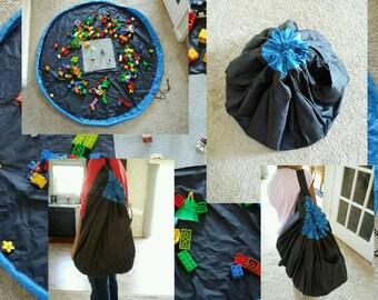 Lego Mat/ Play Mat/ Toy Storage/ Toy mat